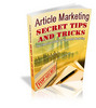Thumbnail Article Marketing Secret Tips And Tricks *MRR + Free Bonus!*