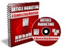 Thumbnail Article Marketing - A Quick & Easy Overview **MRR + Bonus!**