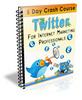 Thumbnail Twitter For IM Professionals ***MRR + Free Extra Bonus!***