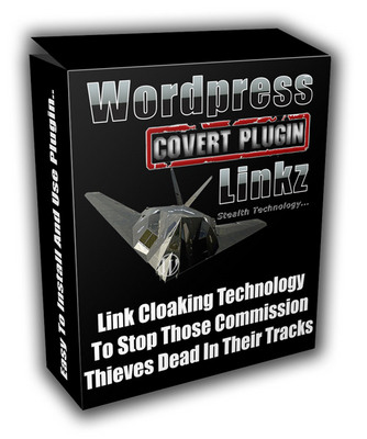 Product picture Wordpress Covert Linkz **MRR + Free Extra Bonus included!**
