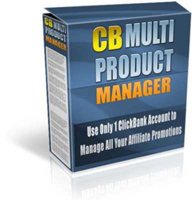 Product picture CB Multi Product Manager ***MRR + Free Extra Bonus!***