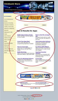 Product picture Instant Clickbank Store and Adsense Site **MRR + Free Bonus*