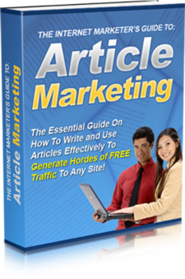 Product picture The Internet Marketers Guide to Article Marketing ***MRR ***