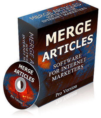 Product picture Merge Articles ***Free Extra Bonus included!***