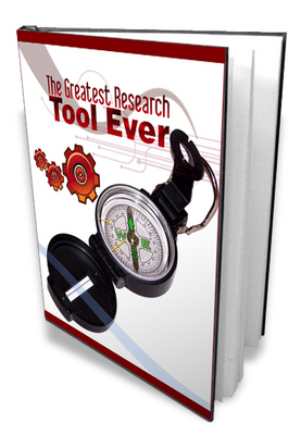 Product picture The Greatest Research Tool Ever **MRR + Free Extra Bonus!**