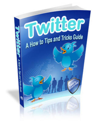 Product picture Twitter - A How to Tips and Tricks Guide *MRR + Free Bonus!*