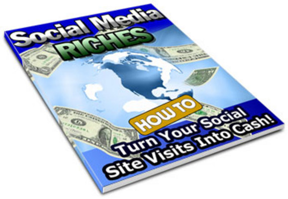 Product picture Social Media Riches ***MRR + Free Extra Bonus included!***