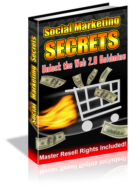 Product picture Social Marketing Secrets ***MRR + Free Extra Bonus!***