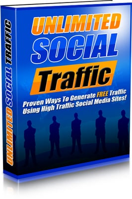 Product picture Unlimited Social Traffic *MRR + Free Extra Bonus included!*
